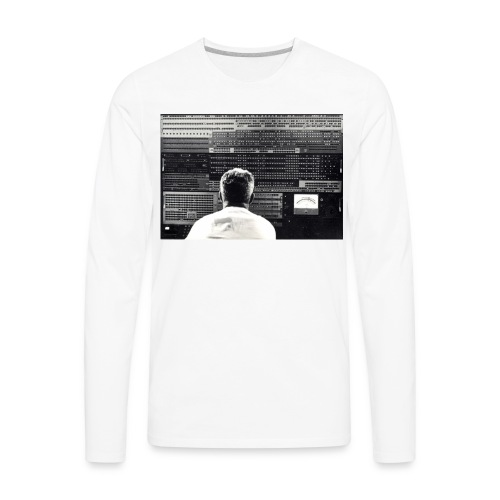 COMPUTER EVOLUTION - Men's Premium Long Sleeve T-Shirt