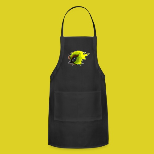 FeatherMoonX Owl Logo Women Tank - Adjustable Apron