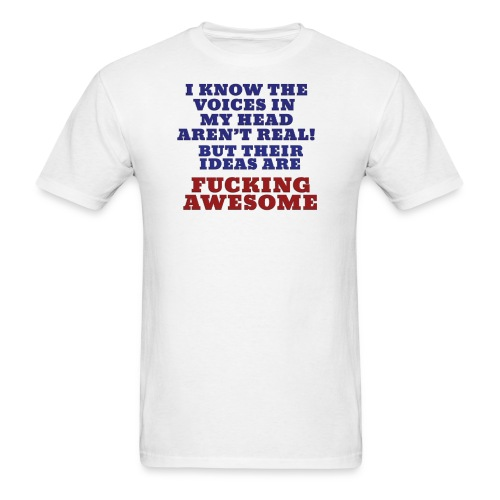 The Voices - Men's T-Shirt