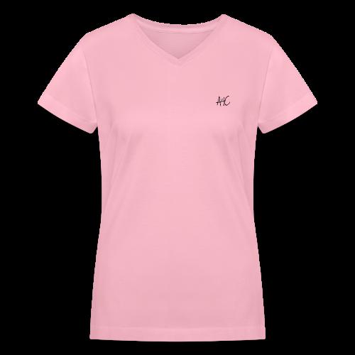 Women's A4C T - Women's V-Neck T-Shirt