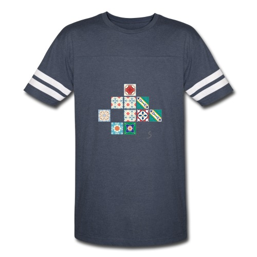 Tile desorder - Vintage Sport T-Shirt