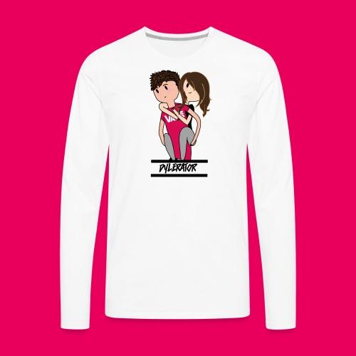 #DyleratorMerch | Men's Premium T-Shirt - Men's Premium Long Sleeve T-Shirt