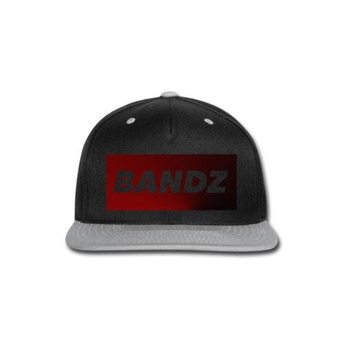 Bandz Hoodie - Snap-back Baseball Cap
