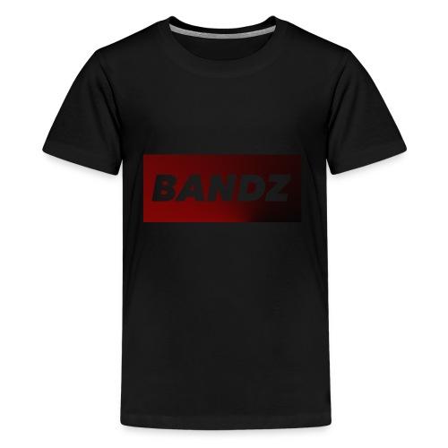 Bandz Hoodie - Kids' Premium T-Shirt