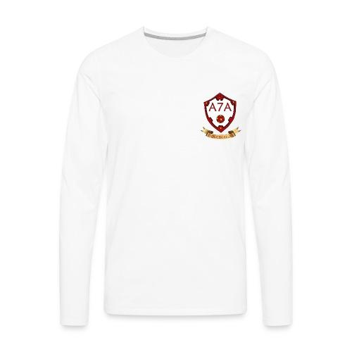 Amir soccer team - Men's Premium Long Sleeve T-Shirt
