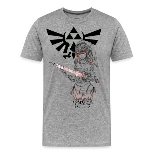 Linkette male t-shirt - Men's Premium T-Shirt