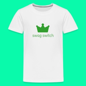 swag switch - Kids' Premium T-Shirt
