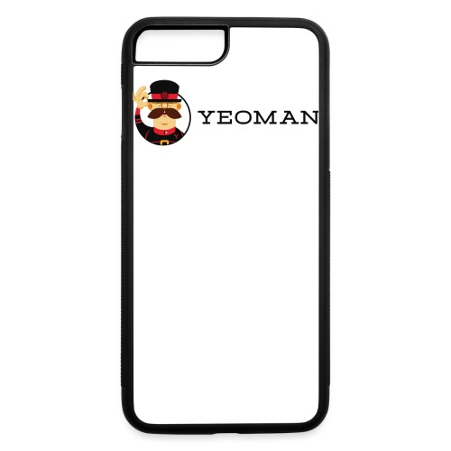 Yeoman - iPhone 7 Plus/8 Plus Rubber Case
