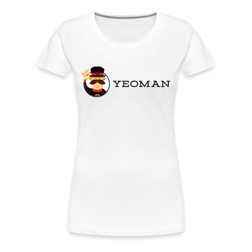 Yeoman - Women's Premium T-Shirt