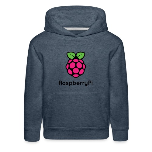 Raspberry Pi  - Kids' Premium Hoodie