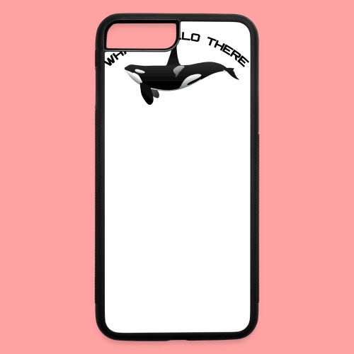 Whale Hello There - iPhone 7 Plus/8 Plus Rubber Case