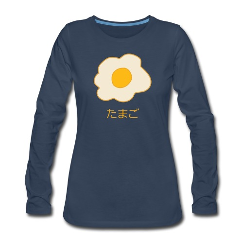 Egg - Women's Premium Long Sleeve T-Shirt