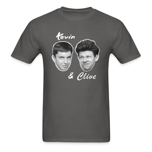 Kevin and Clive Tie Dye - Men's T-Shirt