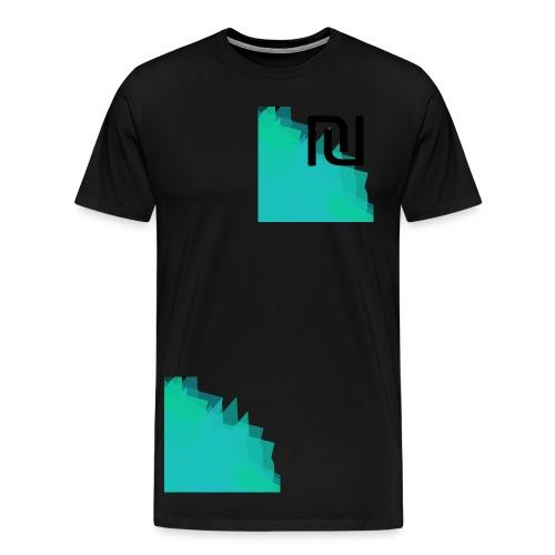 One Man One Laptop - Men's Premium T-Shirt