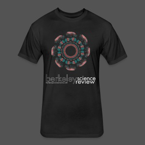 Evolution Circle  - Fitted Cotton/Poly T-Shirt by Next Level