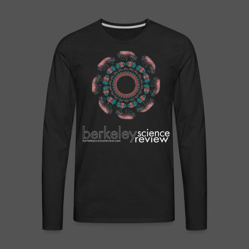Evolution Circle  - Men's Premium Long Sleeve T-Shirt
