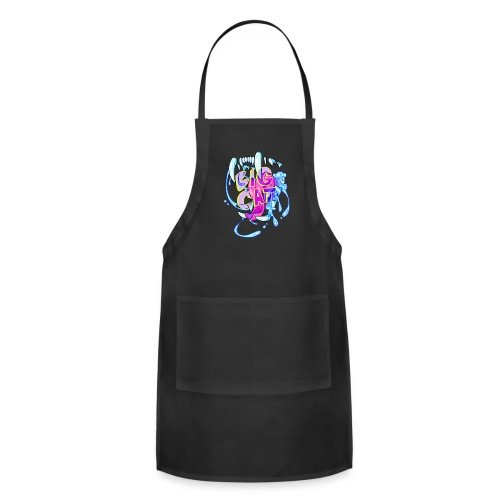 BIG CAT Hoodie - Adjustable Apron