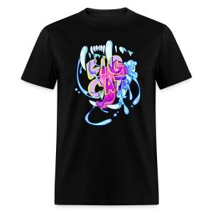 BIG CAT Hoodie - Men's T-Shirt