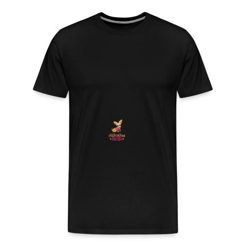 Chihuahua Mom - Men's Premium T-Shirt