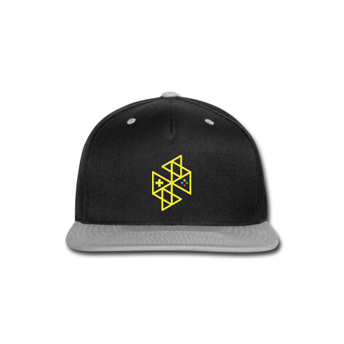 Abstract Gaming Yellow Women's - Snap-back Baseball Cap