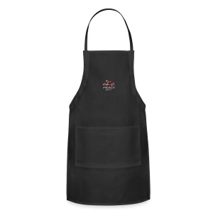 Nothing Scares Mother of 4 - Adjustable Apron