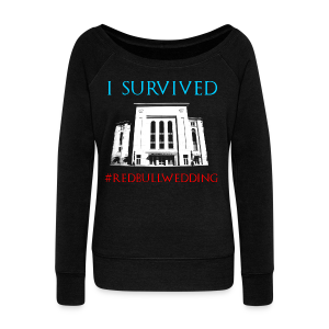 The Bronx Remembers - Women's Wideneck Sweatshirt