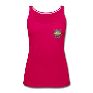 ESS womans Tshirt  - Women's Premium Tank Top