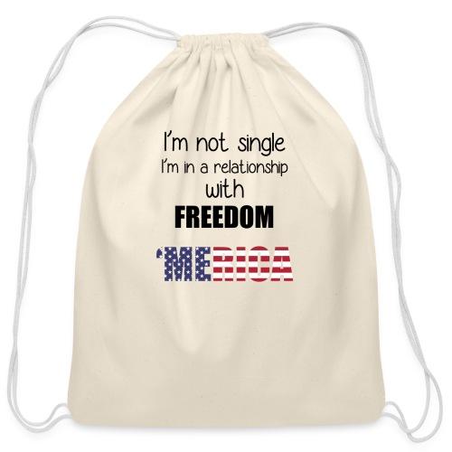 test1 - Cotton Drawstring Bag