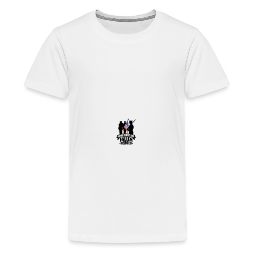 Never Forget Our Fallen Soldiers - Kids' Premium T-Shirt