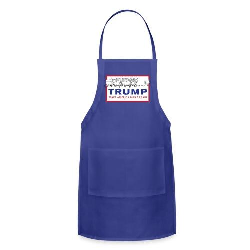 Make America Bleat Again Shirt - Adjustable Apron