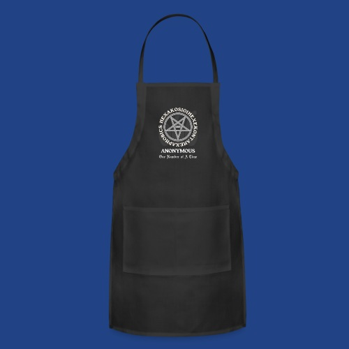 666 Anonymous - Adjustable Apron