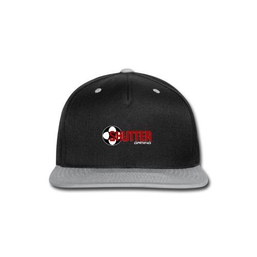 Shutter Gaming Women's Tee - Snap-back Baseball Cap