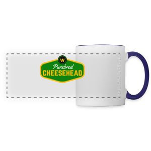 Pure Cheese  - Panoramic Mug