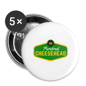 Pure Cheese  - Large Buttons