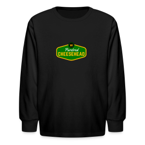 Pure Cheese  - Kids' Long Sleeve T-Shirt