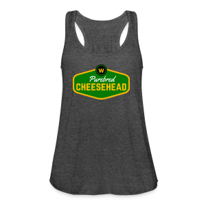 Pure Cheese  - Women's Flowy Tank Top by Bella