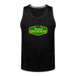 Pure Cheese  - Men's Premium Tank