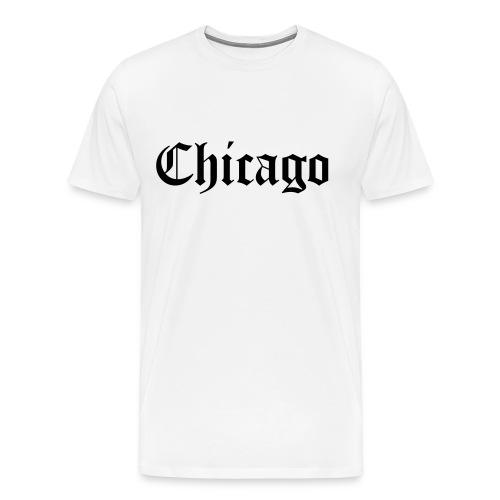 Chicago tee - Men's Premium T-Shirt