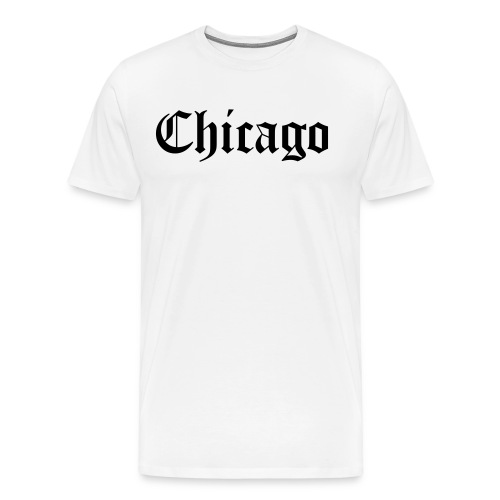 Chicago tee - Men's Premium T-Shirt