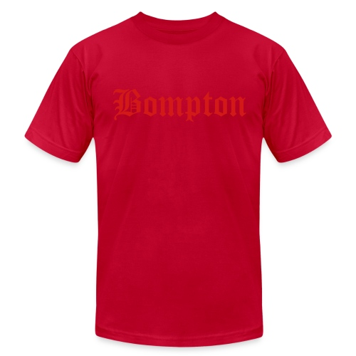 Bompton tee - Men's Fine Jersey T-Shirt