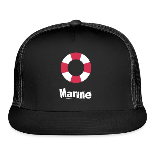 Marine - Trucker Cap