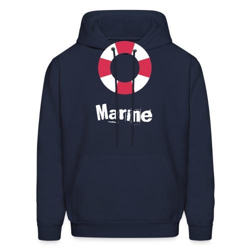 Marine - Men's Hoodie