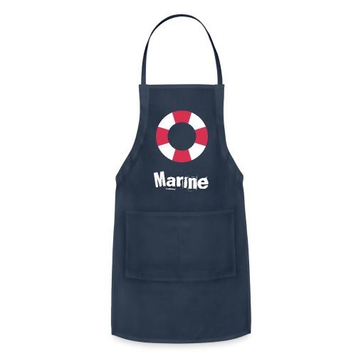 Marine - Adjustable Apron