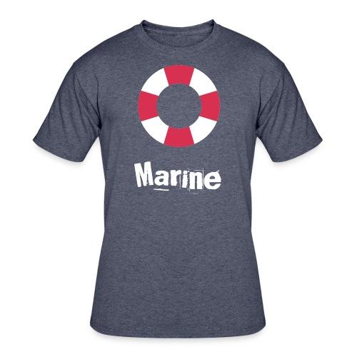 Marine - Men's 50/50 T-Shirt