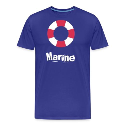 Marine - Men's Premium T-Shirt