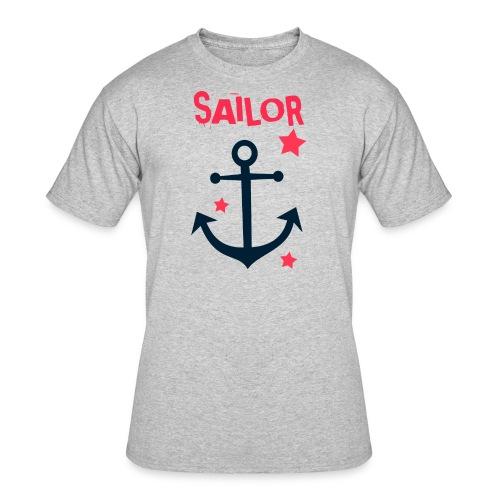 Sailor - Men's 50/50 T-Shirt