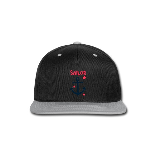 Sailor - Snap-back Baseball Cap