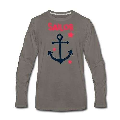 Sailor - Men's Premium Long Sleeve T-Shirt