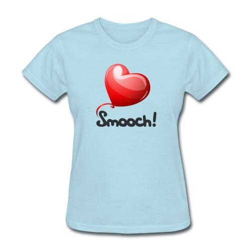 Smooch Balloon - Women's T-Shirt