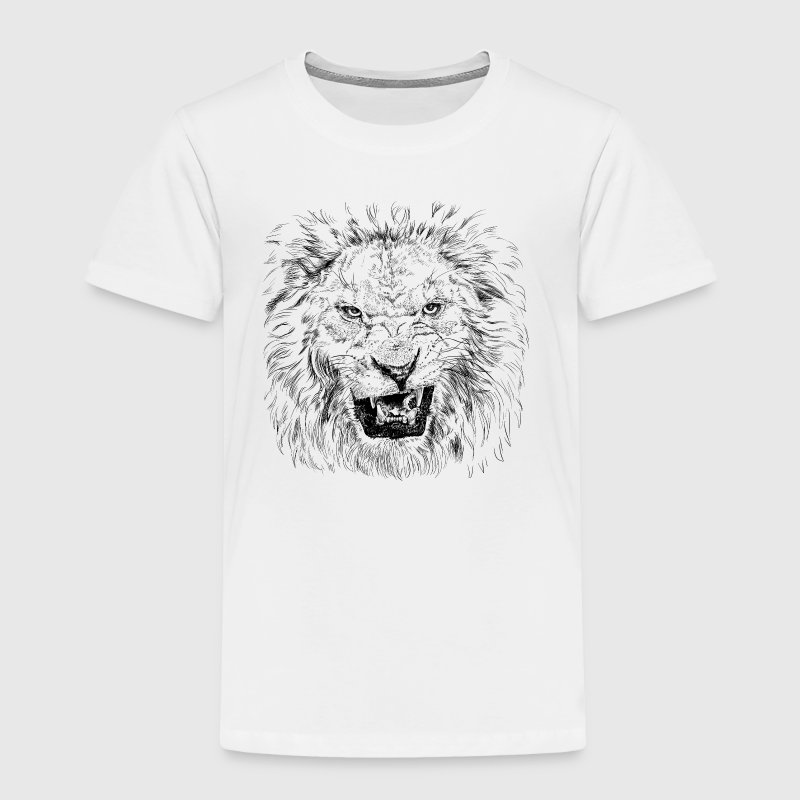 Lion Baby & Toddler Shirts - Toddler Premium T-Shirt
